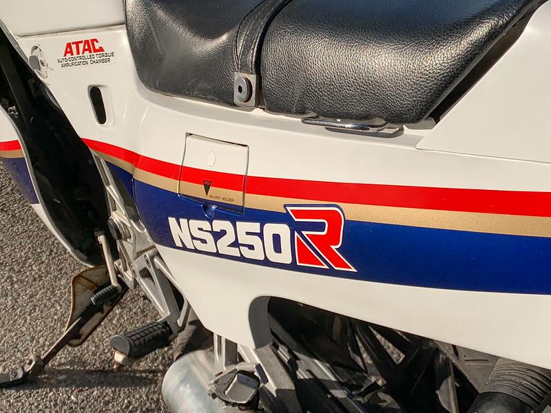 Honda NS250R Rothmans Project -  (28)