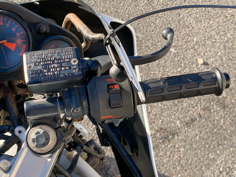 Honda NS250R Rothmans Project -  (2)