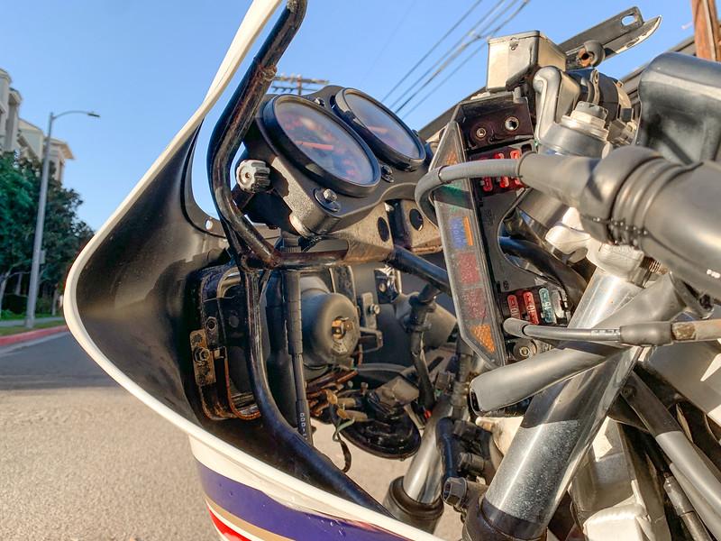 Honda NS250R Rothmans Project -  (14)