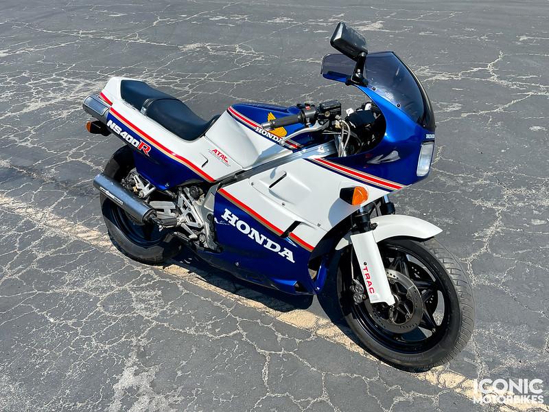Honda NS400R -  (1)
