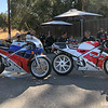 Honda RC30 with NC30