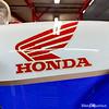 Honda RC30 Service - Tank Logo