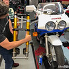 Honda RC30 Service - Adam Forks Front