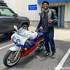 Honda RC30 Service - Happy Abhi