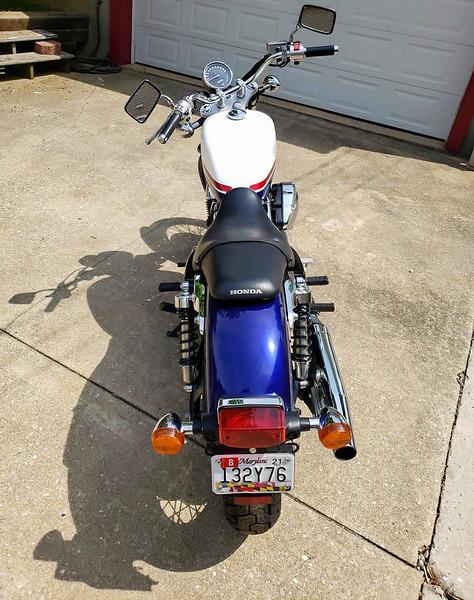 Honda Shadow -  (14)