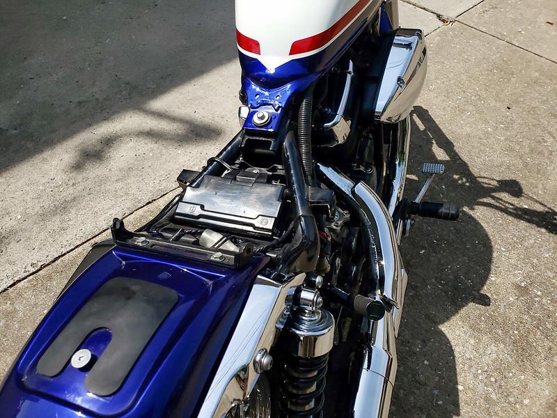 Honda Shadow -  (15)