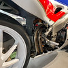 Honda VFR400 Shop -  (10)