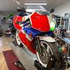 Honda VFR400 Shop -  (13)