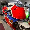 Honda VFR400 Shop -  (15)