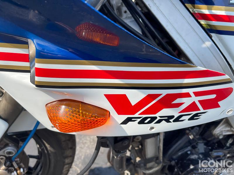 Honda VFR400R -  (110)