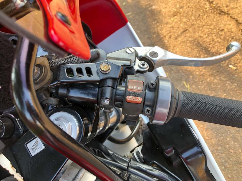 Honda VFR400R -  (1)