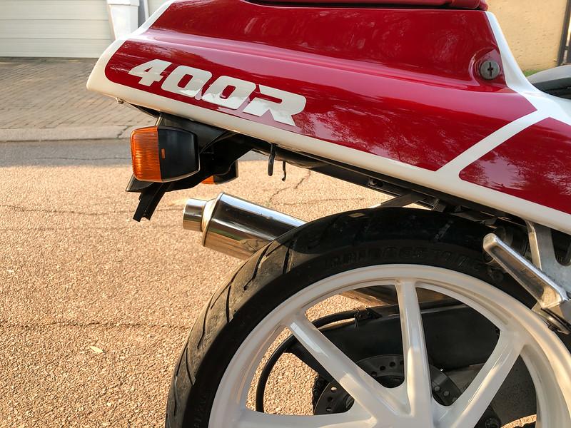 Honda VFR400R -  (10)