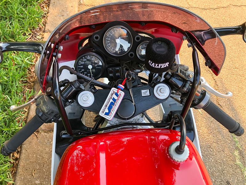 Honda VFR400R -  (13)