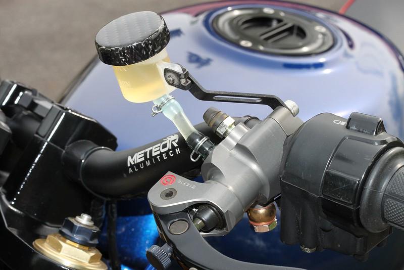 Honda VFR750 Streetfighter -  (9)