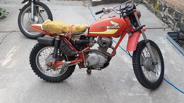Honda XL 75