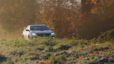2018 Honda Civic Type R Touring Driving Reel