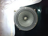 Driver Side Door w_Factory Speaker