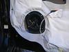 "Aftermarket speaker and speaker adapter bracket  from  <a href=""http://www.car-speaker-adapters.com/items.php?id=SAK028""> Car-Speaker-Adapters.com</a>  installed"