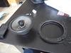 "Comparison: <br> Left: Aftermarket speaker <br> Right: Speaker adapter bracket  from  <a href=""http://www.car-speaker-adapters.com/items.php?id=SAK033""> Car-Speaker-Adapters.com</a>"