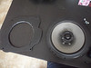 "Comparison: <br> Left:  Speaker adapter plate   from  <a href=""http://www.car-speaker-adapters.com/items.php?id=SAK053""> Car-Speaker-Adapters.com</a>  <br> Right: Aftermarket speaker"