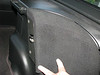 Reinstall the speaker grills by pressing tabs back into the designated holes.