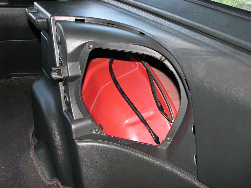 CRX Rear Speaker Install 4