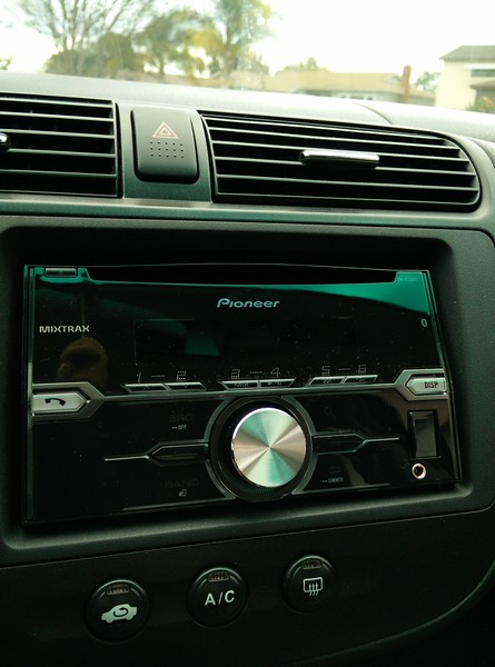 Pioneer FH-X72BT Head unit
