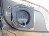 "XTC speaker baffle installed on speaker adapter bracket   from  <a href=""http://www.car-speaker-adapters.com/items.php?id=SAK028""> Car-Speaker-Adapters.com</a>"