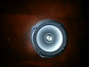 """Aftermarket speaker mounted to speaker ring   from  <a href=""""http://www.car-speaker-adapters.com/items.php?id=SAK033""""> Car-Speaker-Adapters.com</a>"""