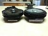 "Comparison (side view): <br> Left: OEM Speaker pod w/ 6"" speaker <br>  Right: Speaker adapter bracket  from  <a href=""http://www.car-speaker-adapters.com/items.php?id=SAK033""> Car-Speaker-Adapters.com</a>"