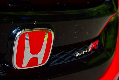 Honda Civic Type R Badge