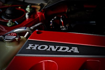 Honda Civic Type R Engine