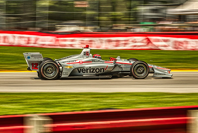 2019 Honda Indy 200 at Mid-Ohio Sportscar Course - Will Power in the Chevrolet powered #12 - Team Penske