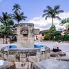 Parque Central, Copan Ruinas, Honduras.