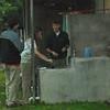 Pila scence: Ryan, Megan, Dan