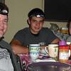 Dinner scence: Ferdi, Christian, Megan