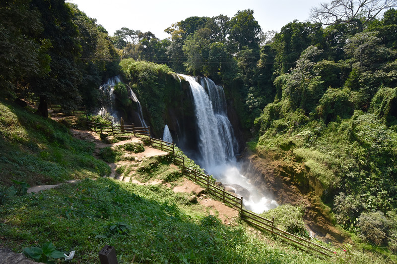 Pulhapanzak Falls, Santa Barbara, Honduras