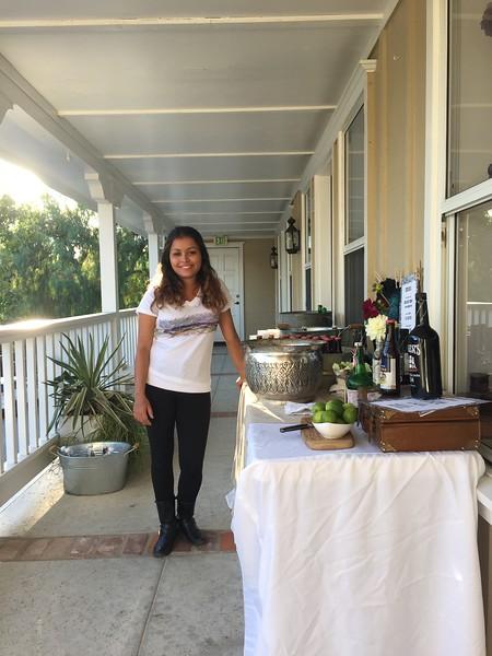 Sunita, Best Bartender in Town!