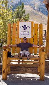 Me in a Big Chair