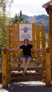 Claire Still in a Big Chair
