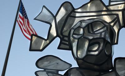 Metal Sculpture (1)