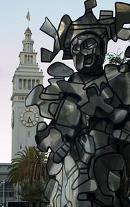 Metal Sculpture (2)