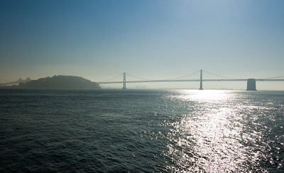 Bay Bridge From the Bay
