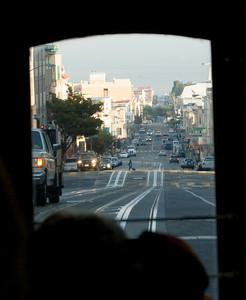 Cable Car Driver's View