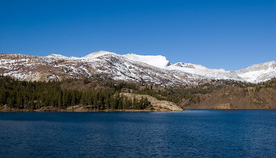 Ellery Lake (1)  What a stunning lake to find at 9538 feet.