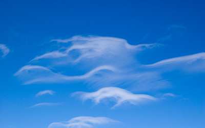 Wafty Clouds
