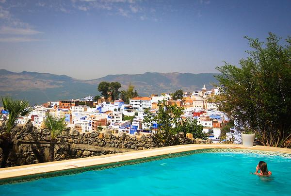 Honeymoon in Morocco September 2014