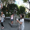 Statue of Hachiko in Shibuya