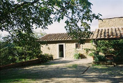 La Doccia - Where we stayed in Tuscany