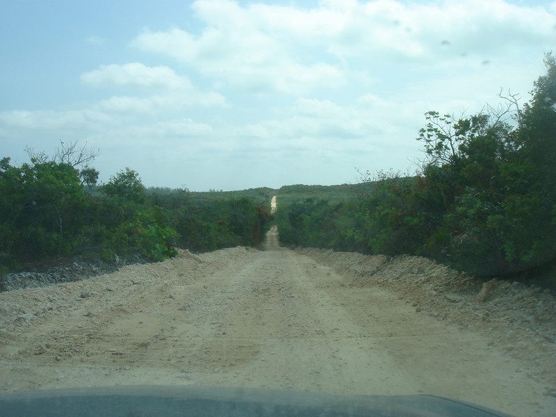 Road to Preacher's Cave, Northern Eleuthera.
